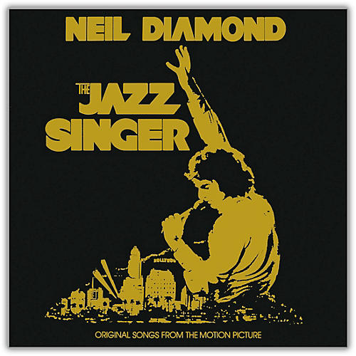 Universal Music Group Neil Diamond  -The Jazz Singer - Original Songs From The Motion Picture [LP]