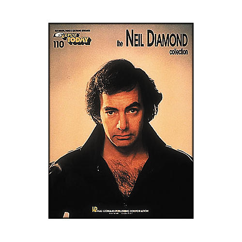 Hal Leonard Neil Diamond Collection E-Z Play 110