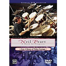 Warner Bros Neil Peart Work In Progress DVD