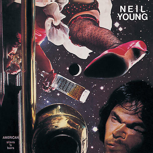 Alliance Neil Young - American Stars 'n Bars