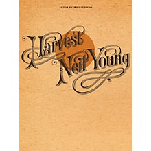 Hal Leonard Neil Young - Harvest Guitar Tab Songbook