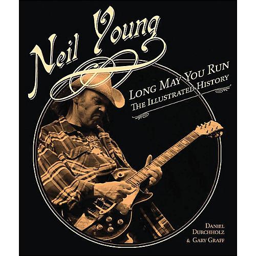 Hal Leonard Neil Young - Long May You Run Book