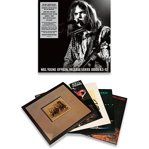 Alliance Neil Young - Official Releases Series Discs 8.5-12