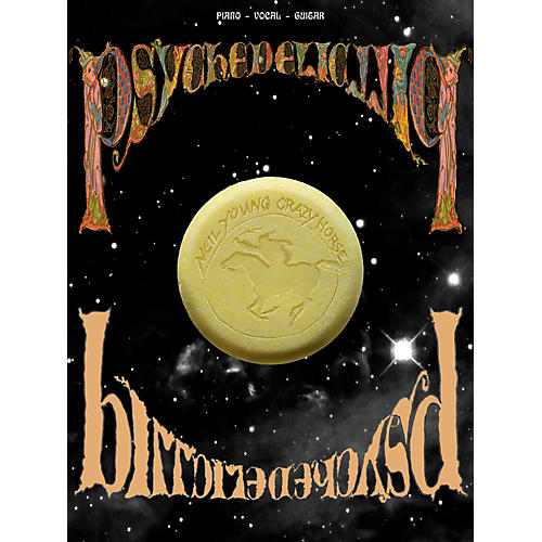Hal Leonard Neil Young - Psychedelic Pill for Piano/Vocal/Guitar (P/V/G)