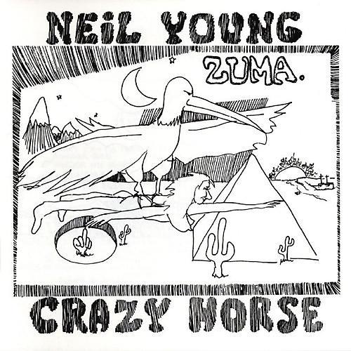 Alliance Neil Young - Zuma