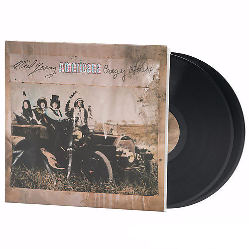 Alliance Neil Young & Crazy Horse - Americana
