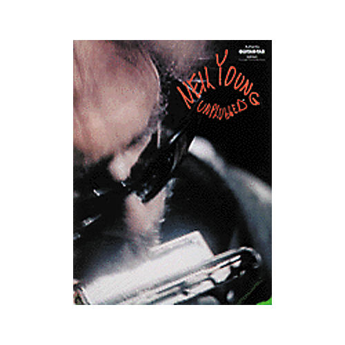 Alfred Neil Young Unplugged Guitar Tab Songbook