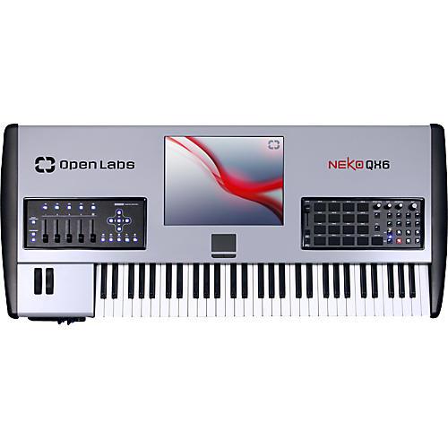 Open Labs Neko QX6 Computer Keyboard Workstation
