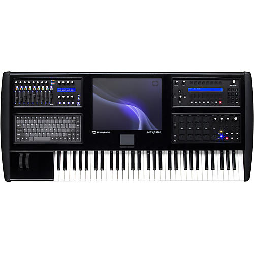 open labs neko xxl computer keyboard workstation musician 39 s friend. Black Bedroom Furniture Sets. Home Design Ideas