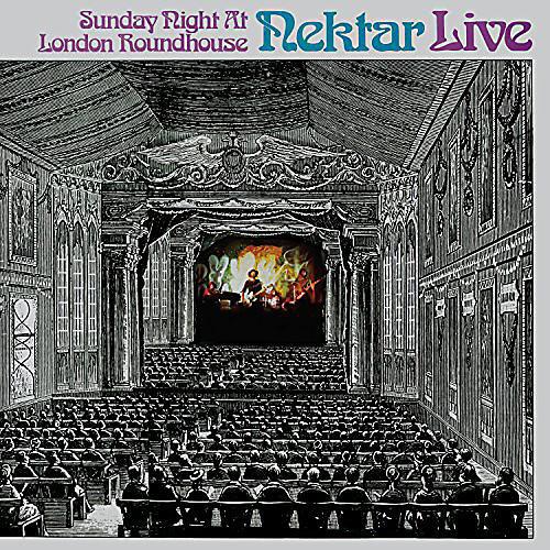 Alliance Nektar - Sunday Night at London Roundhouse