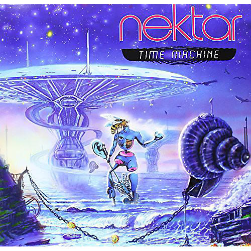 Alliance Nektar - Time Machine