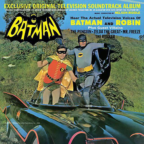 Alliance Nelson Riddle - Batman (Original Soundtrack)