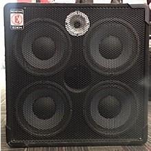 Eden Nemesis 500 Bass Cabinet