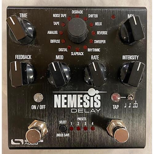 Nemesis Delay Effect Pedal