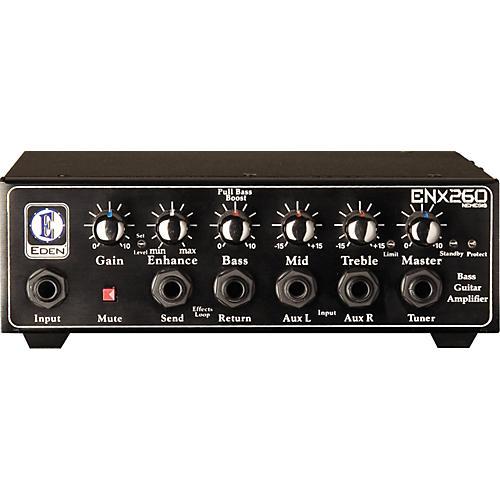 Eden Nemesis ENX260 250W Bass Amplifier Head