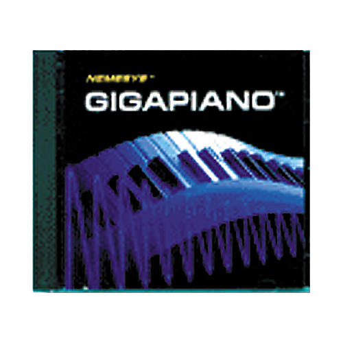 Tascam Nemesys: GigaPiano