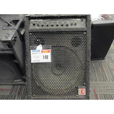 Eden Nemsis N15 Bass Combo Amp
