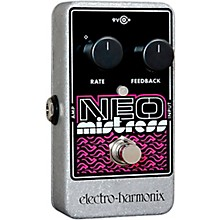 Open Box Electro-Harmonix Neo Mistress Flanger Guitar Effects Pedal