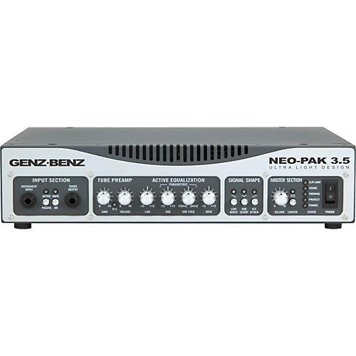 Genz Benz Neo-Pak 3.5 Bass Amp