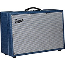 Open Box Supro Neptune Reverb 25W 2x12 Tube Guitar Combo Amplifier