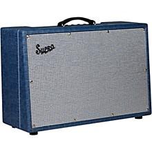 Open BoxSupro Neptune Reverb 25W 2x12 Tube Guitar Combo Amplifier