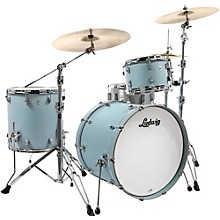 "Open Box Ludwig Neusonic 3-Piece Shell Pack with 22"" Bass Drum"