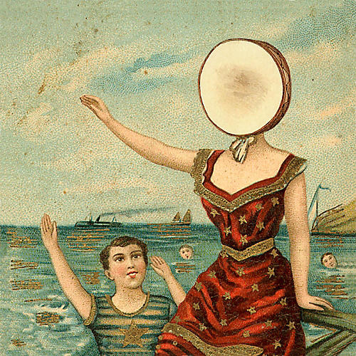WEA Neutral Milk Hotel - In The Aeroplane Over The Sea