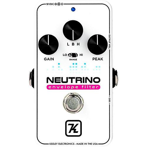 Keeley Neutrino V2 Envelope Filter Effects Pedal White