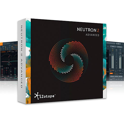 iZotope Neutron 2 Advanced Upgrade From Neutron Standard