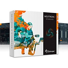 iZotope Neutron 2 Standard Upgrade From Neutron Standard or Advanced
