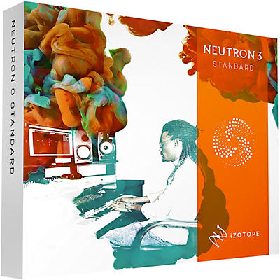iZotope Neutron 3 Standard: Crossgrade from any iZotope product (including Elements)