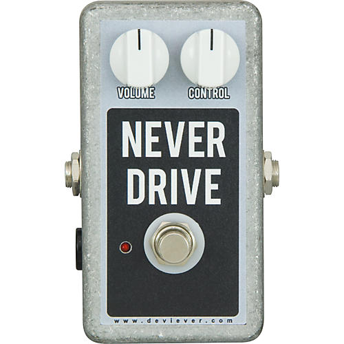 Devi Ever Never Drive Fuzz Guitar Effects Pedal