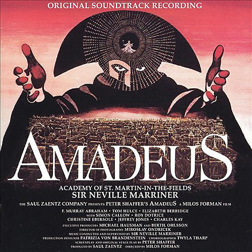 Alliance Neville Marriner - Amadeus