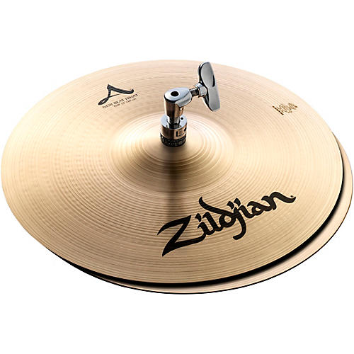Zildjian New Beat Hi-Hats