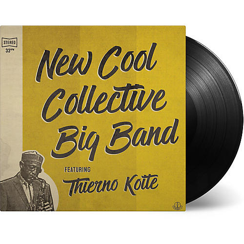 Alliance New Cool Collective Big Band - New Cool Collective Big Band Feat. Thierno Koite