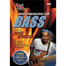 Hal Leonard New Dimensions for Bass Featuring Doug Wimbish (DVD)