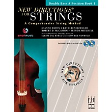 FJH Music New Directions® For Strings, Double Bass A Position Book 1