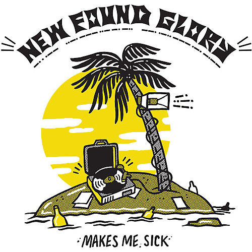 Alliance New Found Glory - Makes Me Sick