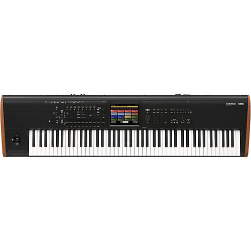 Korg New Kronos 88-Key Music Workstation