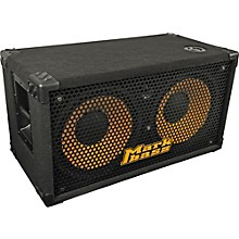 Open Box Markbass New York 122 700W 2x12 Bass Speaker Cabinet