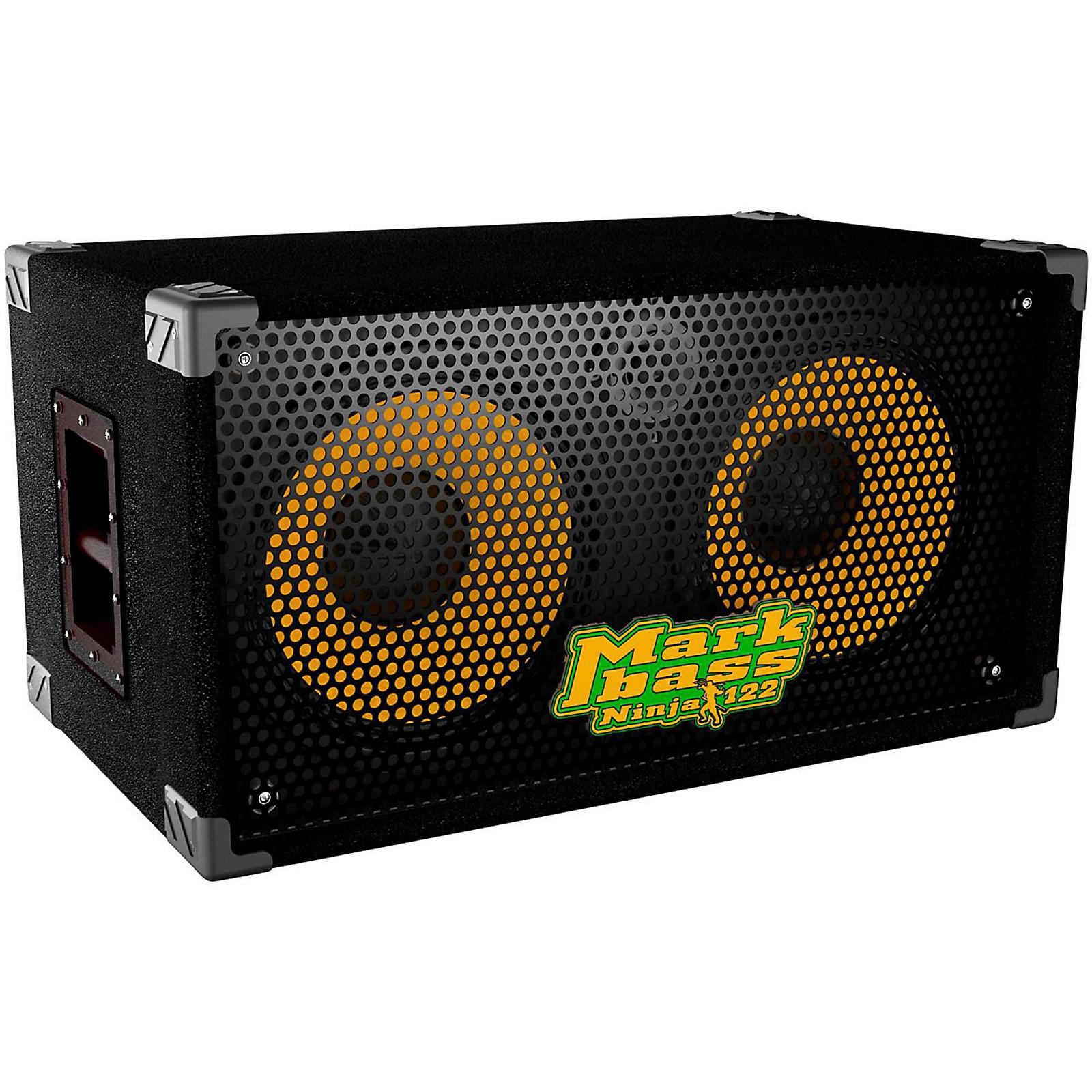 Markbass New York 122 Ninja 2x12 Richard Bona Signature Bass Speaker Cabinet