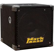 Open BoxMarkbass New York 151 Black 300W 1x15 Bass Speaker Cabinet