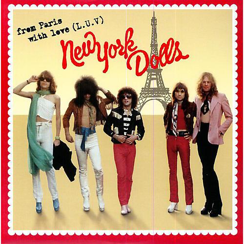 Alliance New York Dolls - From Paris With L-U-V