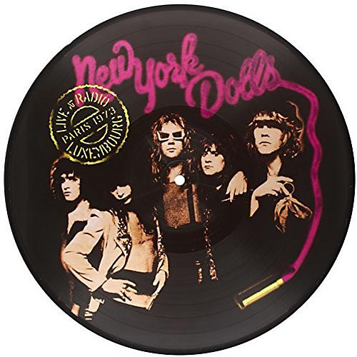 Alliance New York Dolls - Live at Radio Luxembourg Paris 1973