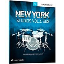 Toontrack New York Studios Volume 1 SDX