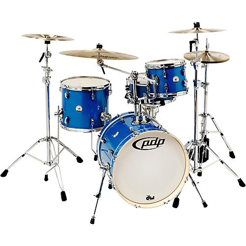 PDP by DW New Yorker 4-Piece Shell Pack