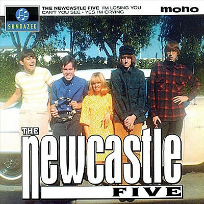 Newcastle Five - I'm Losing You / Can't You See / Yes I'm Crying