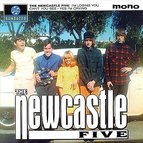 Alliance Newcastle Five - I'm Losing You / Can't You See / Yes I'm Crying