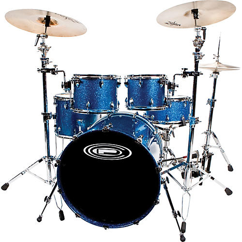 Orange County Drum & Percussion Newport 5-Piece Drum Set with Free DW Hardware