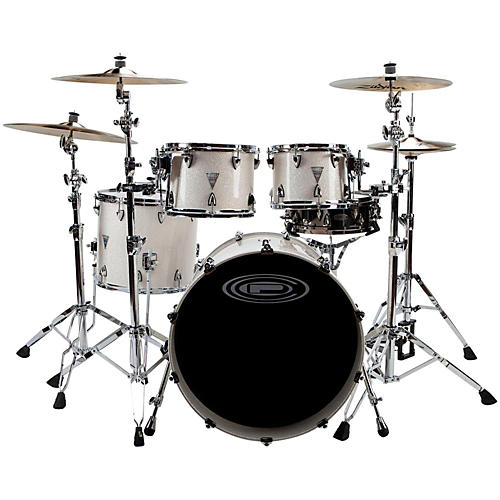 Orange County Drum & Percussion Newport Series 4-Piece Sapele Shell Pack